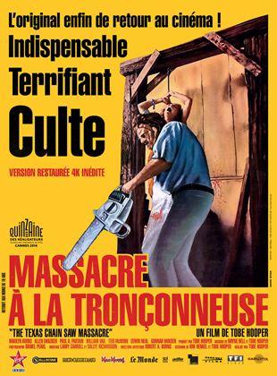 Bande-annonce Massacre à la tronçonneuse