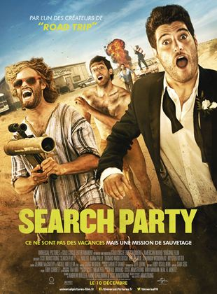 Bande-annonce Search Party