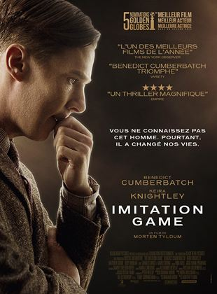 Imitation Game stream
