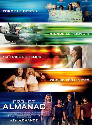 Bande-annonce Projet Almanac