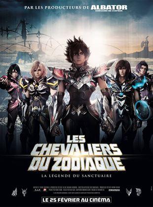 Bande-annonce Les Chevaliers du Zodiaque -  La Légende du Sanctuaire