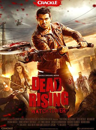 Bande-annonce Dead Rising: Watchtower