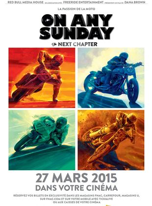 Bande-annonce On Any Sunday (Côté Diffusion)