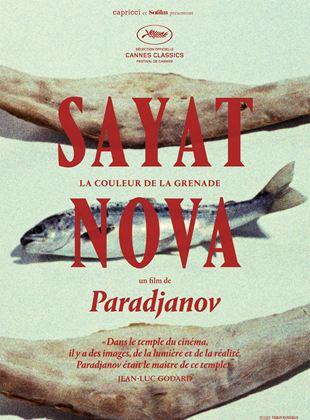 Bande-annonce Sayat Nova - La couleur de la grenade