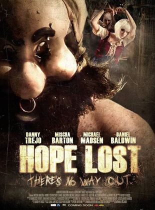Bande-annonce Hope Lost