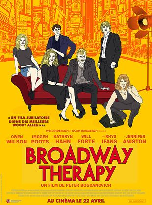 Bande-annonce Broadway Therapy