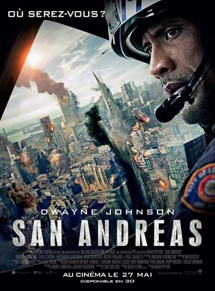 San Andreas Stream Hd