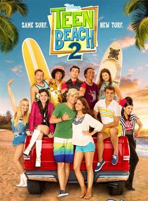 Bande-annonce Teen Beach 2