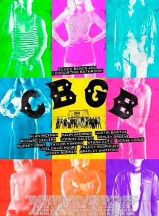 Bande-annonce CBGB