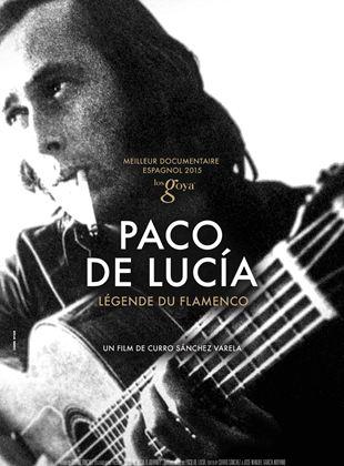 Bande-annonce Paco de Lucía, légende du flamenco
