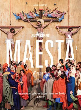 Bande-annonce Maesta, La passion du Christ