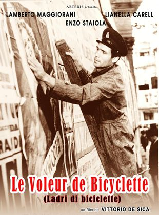 Le Voleur de bicyclette streaming