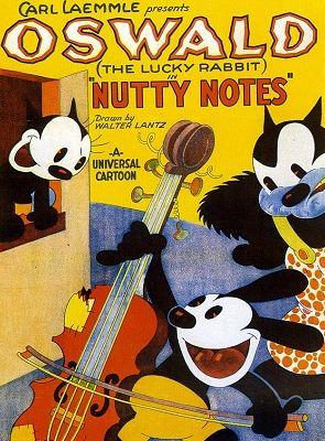 Oswald le lapin chanceux