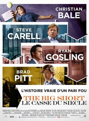 Bande-annonce The Big Short : le Casse du siècle