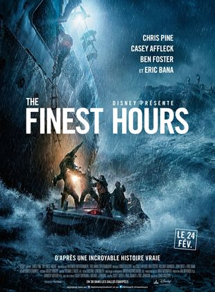 Bande-annonce The Finest Hours