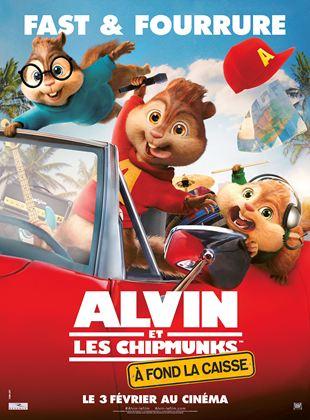 Bande-annonce Alvin et les Chipmunks - A fond la caisse