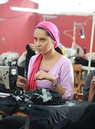 Hiyam (la fille de l'usine)