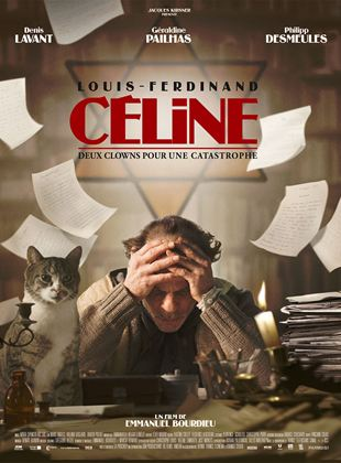 Bande-annonce Louis-Ferdinand Céline