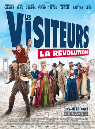 Les Visiteurs – La Révolution streaming