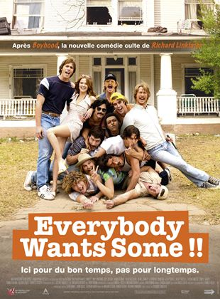 Bande-annonce Everybody Wants Some !!