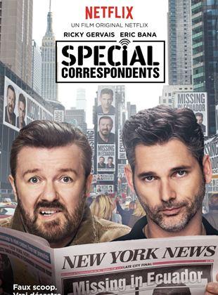 Bande-annonce Special Correspondents