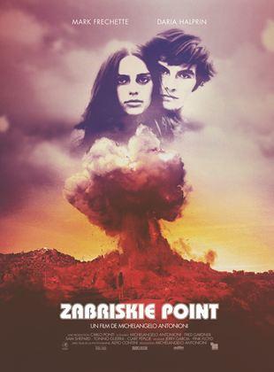 Bande-annonce Zabriskie Point