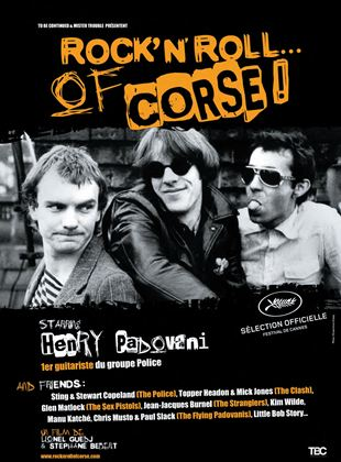 Bande-annonce Rock'n'roll... Of Corse!