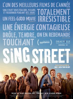 Bande-annonce Sing Street