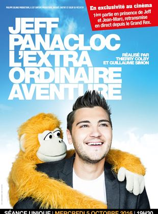 Bande-annonce Jeff Panacloc - L'extraordinaire aventure