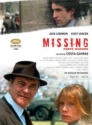Missing (Porté disparu) streaming