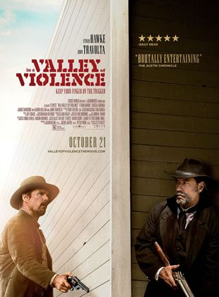In A Valley Of Violence VOD