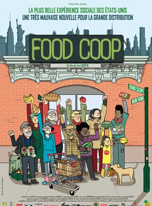 Bande-annonce Food Coop