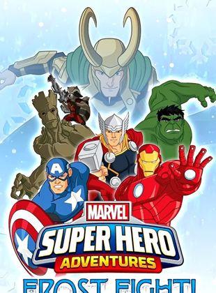 Marvel Super Heroes : Les Gladiateurs de la glace
