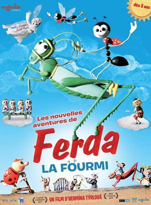 Les Nouvelles aventures de Ferda la fourmi streaming