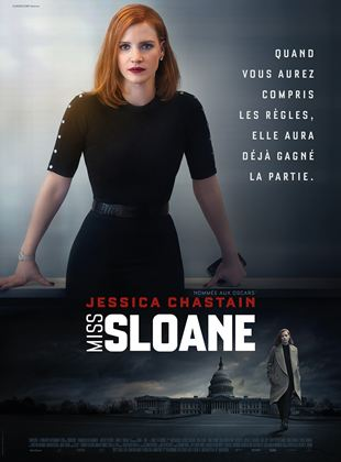 Bande-annonce Miss Sloane