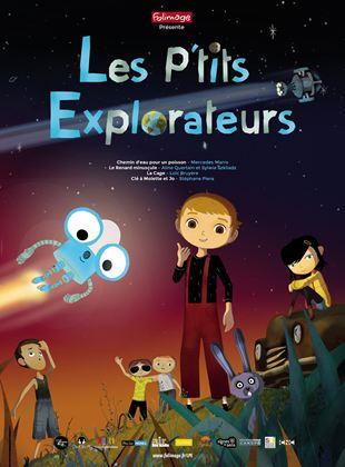 Bande-annonce Les P'tits explorateurs