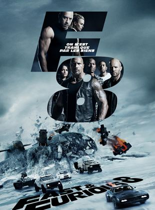 Bande-annonce Fast & Furious 8