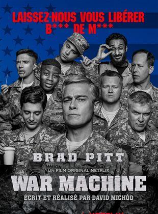 Bande-annonce War Machine