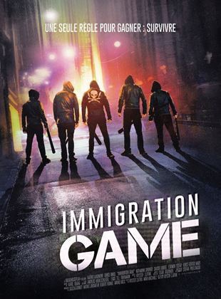 Bande-annonce Immigration Game