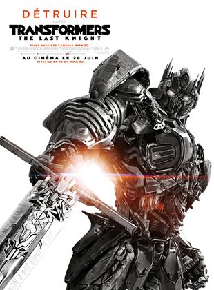 Bande-annonce Transformers: The Last Knight