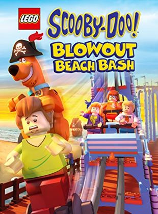 Lego Scooby-Doo ! Mystère sur la plage