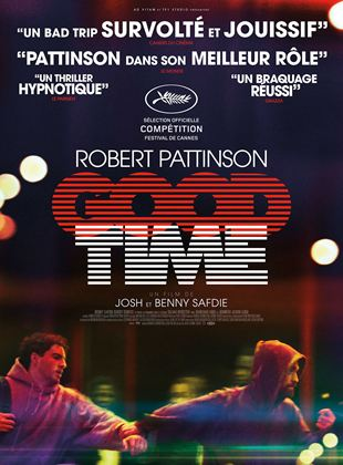 Bande-annonce Good Time