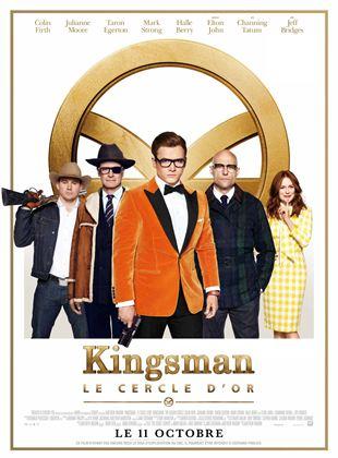 Kingsman : Le Cercle d'or VOD