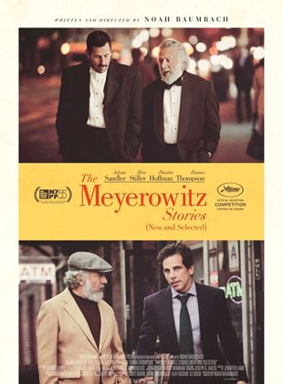 Bande-annonce The Meyerowitz Stories (New and Selected)