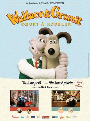 Wallace & Gromit : Cœurs à modeler streaming