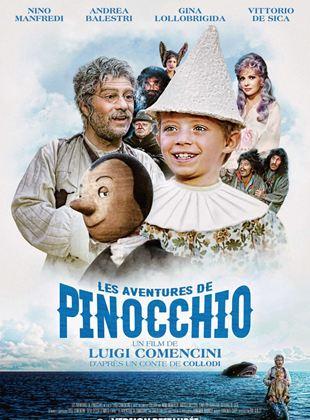 Bande-annonce Les Aventures de Pinocchio