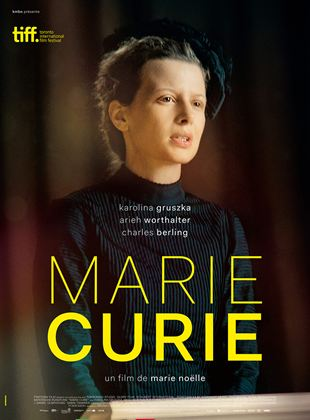 Bande-annonce Marie Curie
