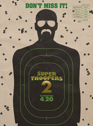 Bande-annonce Super Troopers 2