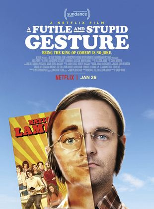Bande-annonce A Futile And Stupid Gesture