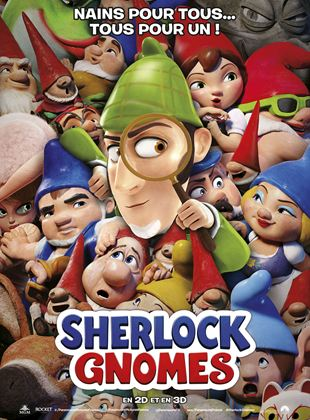 Bande-annonce Sherlock Gnomes